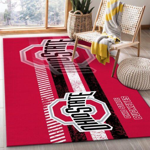 Ohio State Buckeyes NCAA Rug