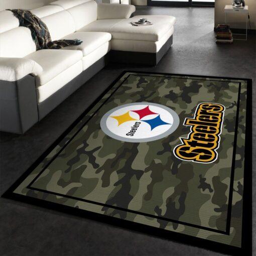 Pittsburgh Steelers NFL Sport Rug