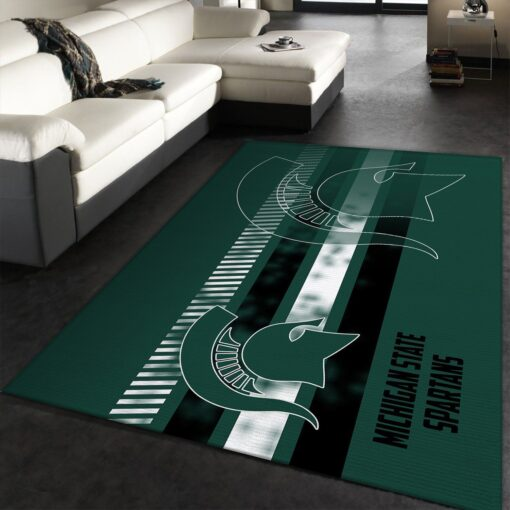 Michigan State Spartans NCAA Rug