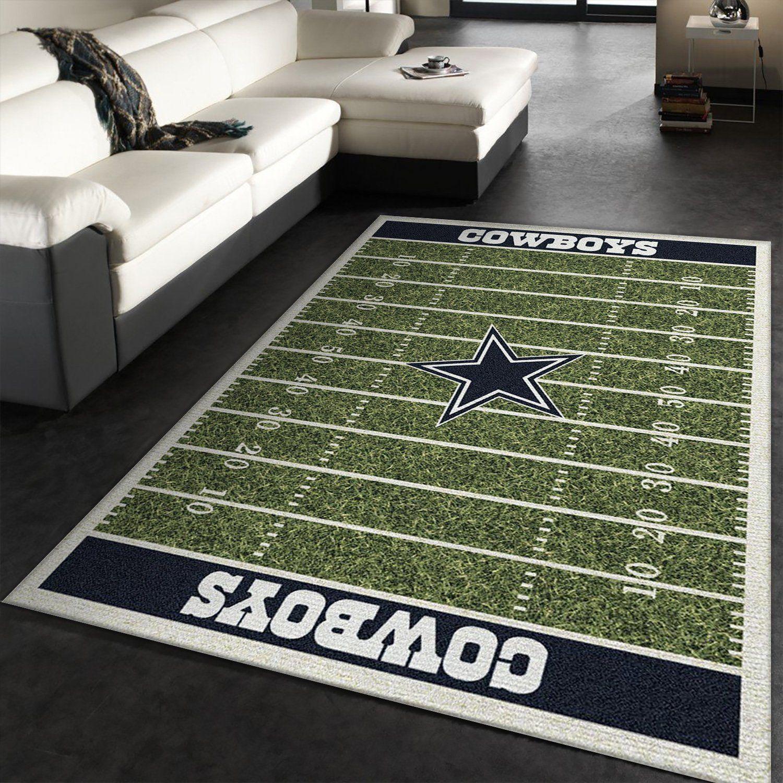Dallas Cowboys NFL Rug
