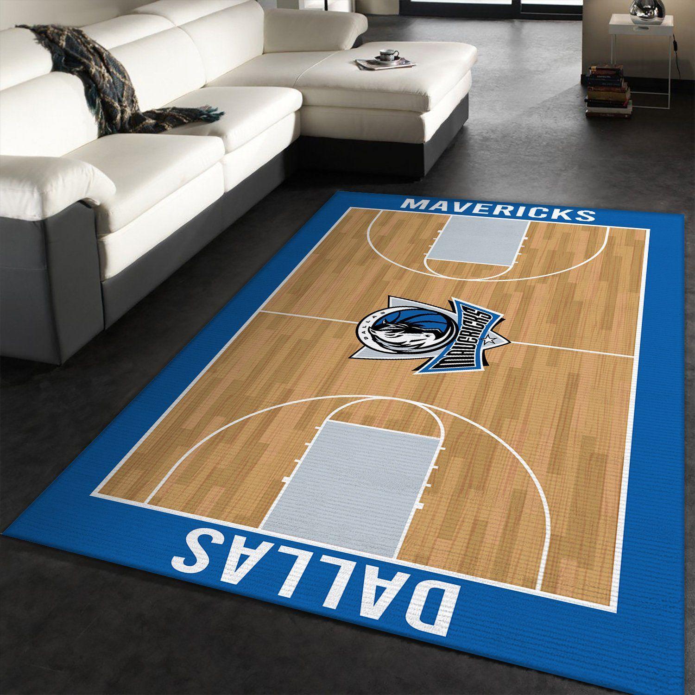 Dallas Mavericks NBA Rug