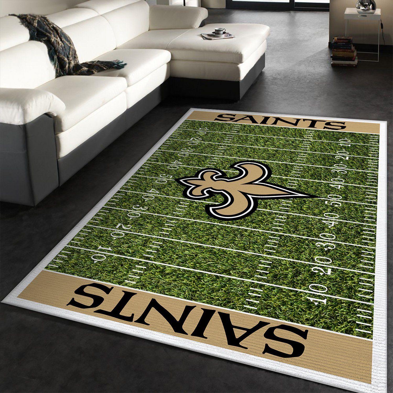 New Orleans Saints NFL Rug