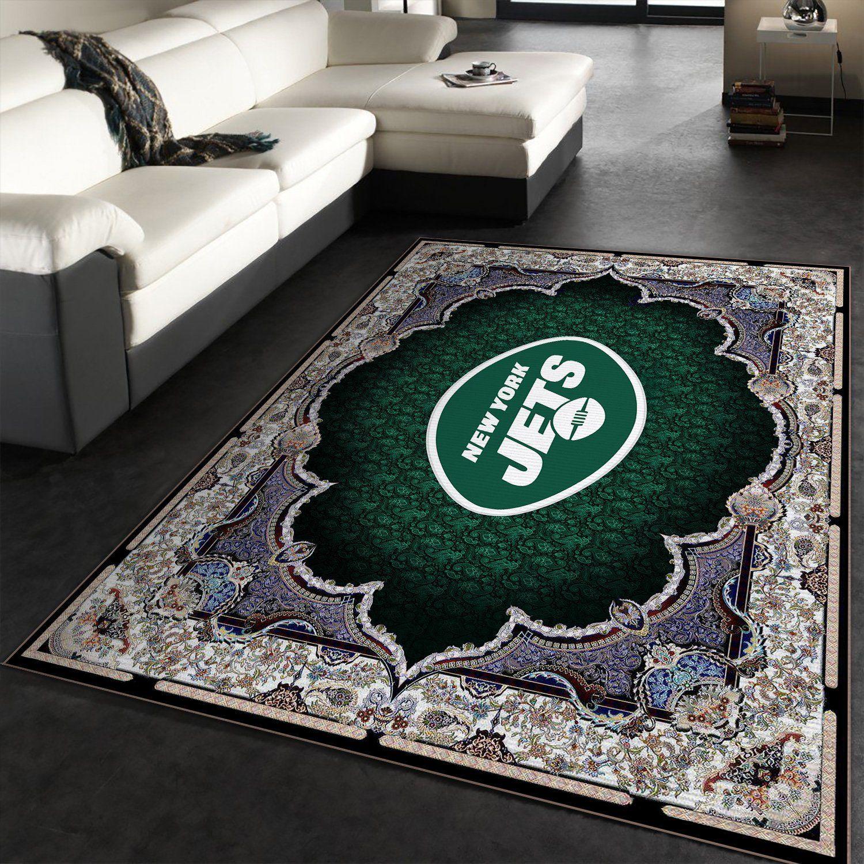 New York Jets NFL Rug