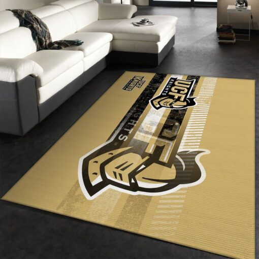 UCF Knights NCAA Rug