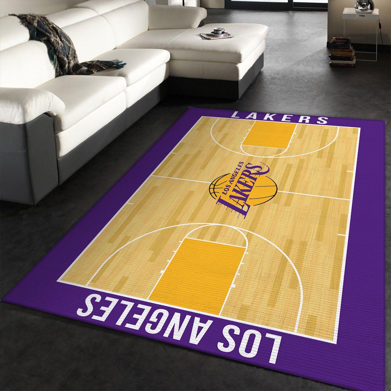 Los Angeles Lakers NBA Rug