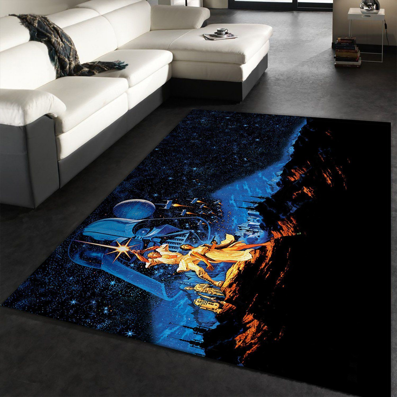Star Wars Bedroom Rug