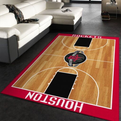 Houston Rockets NBA Rug