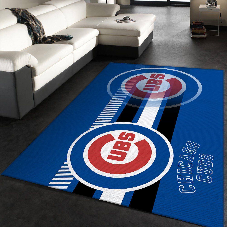 Chicago Cubs MLB Rug