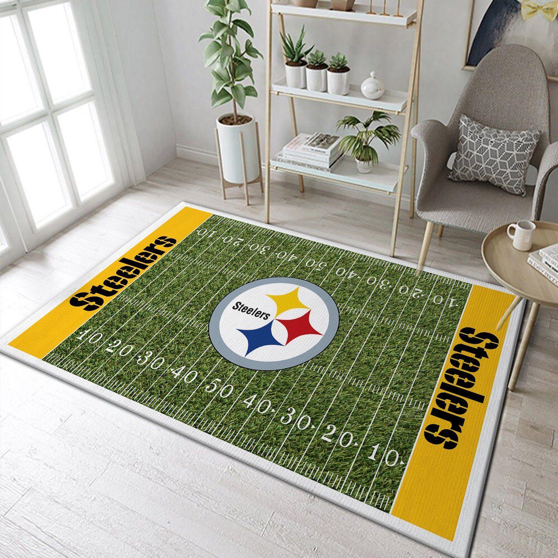 Pittsburgh Steelers Nfl Rug