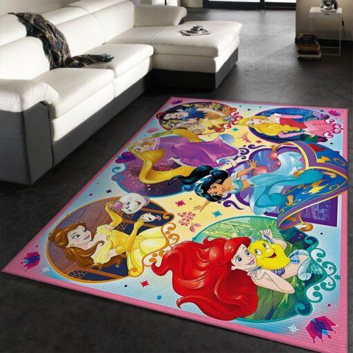 Disney Princesses Rug