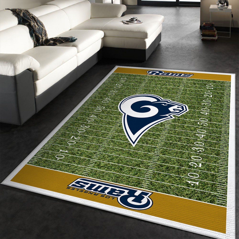 Los Angeles Rams Rug