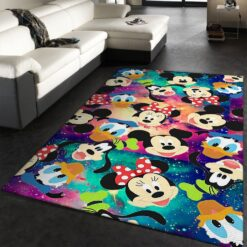 Mickey Mouse Clubhouse Rug