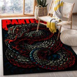 Pantera Venomous Snake Rug