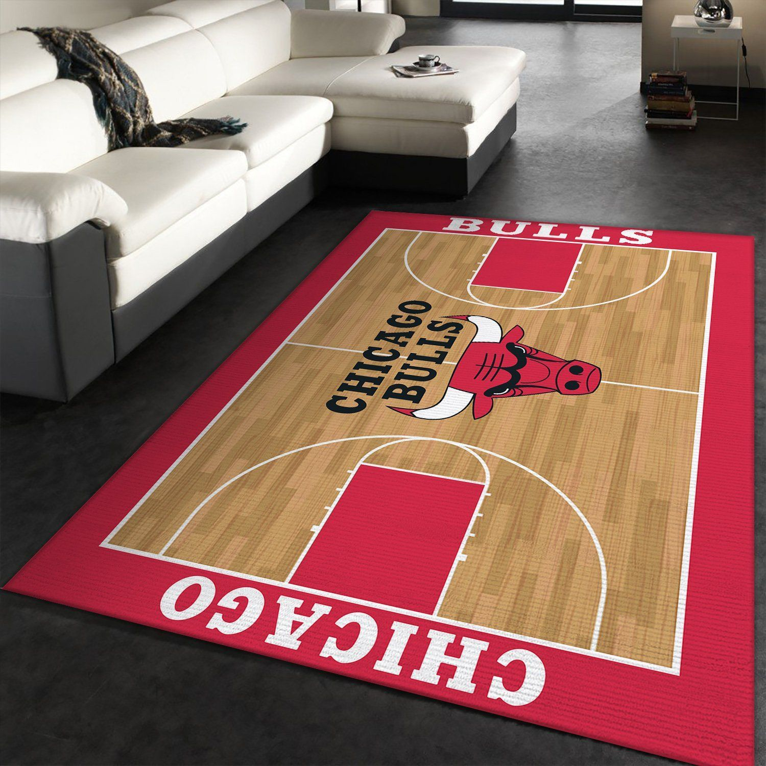 Chicago Bulls NBA Rug