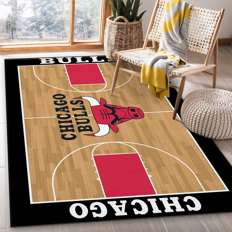 Chicago Bulls NBA Rug