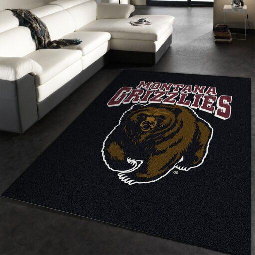 Montana Grizzlies Rug