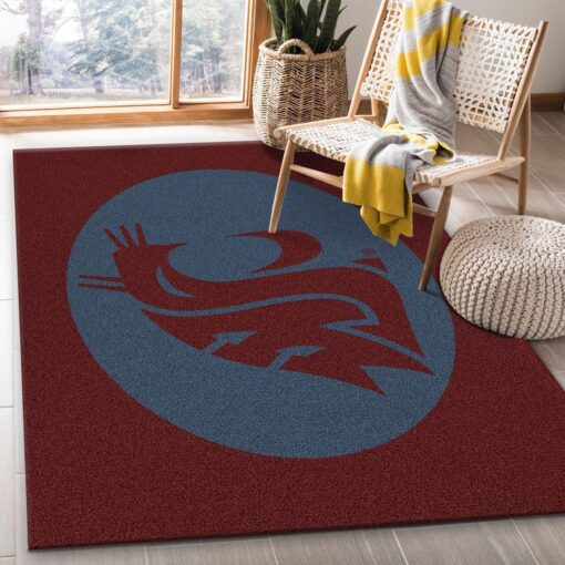 Washington State Cougars Rug