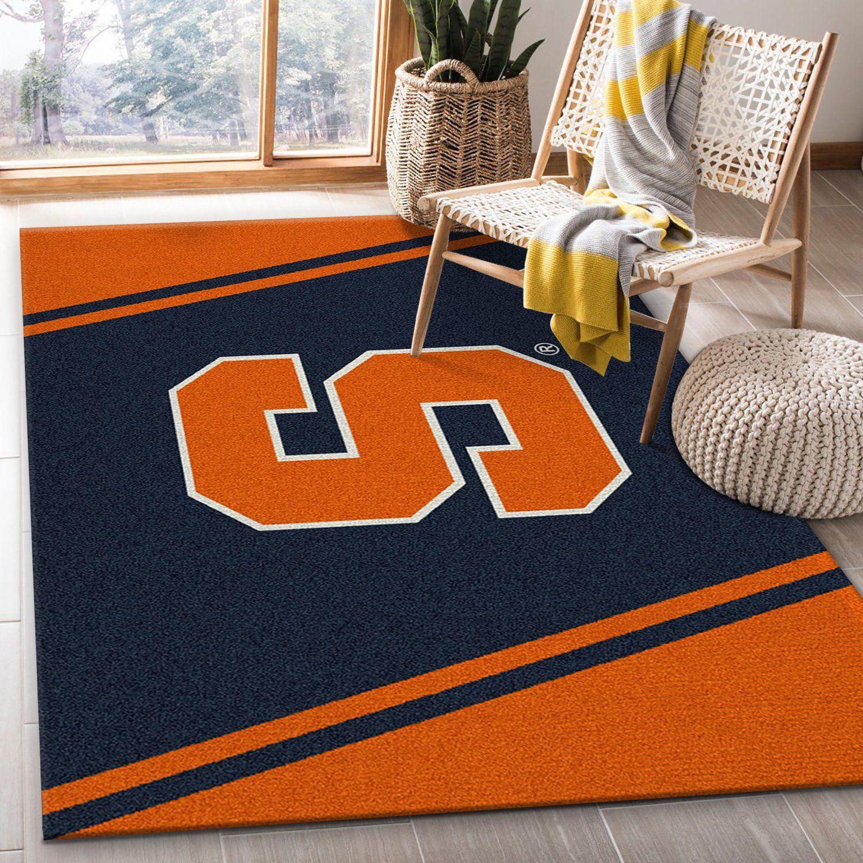 Syracuse Orange Rug