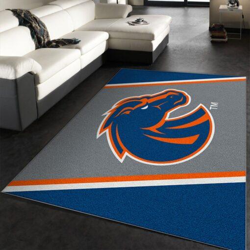 Boise State Broncos Rug