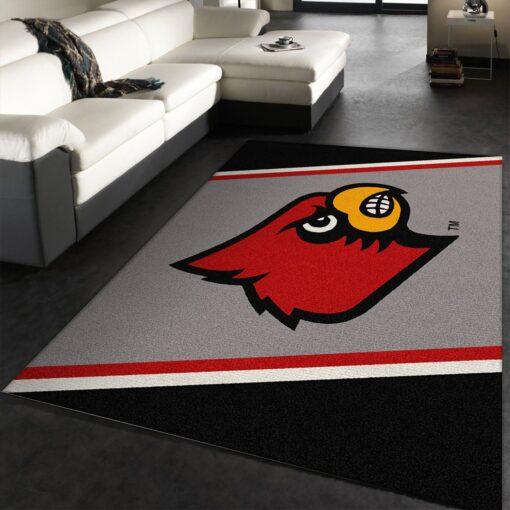 Louisville Cardinals Rug