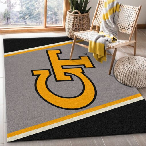 Georgia Tech Yellow Jackets Rug