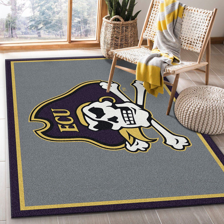 East Carolina Pirates Rug