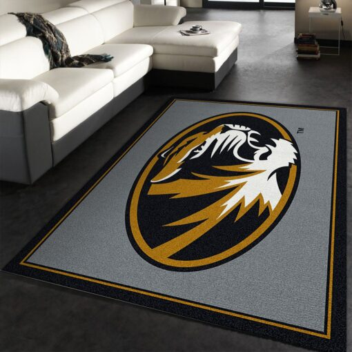 Missouri Tigers Rug