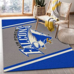 Air Force Falcons Rug
