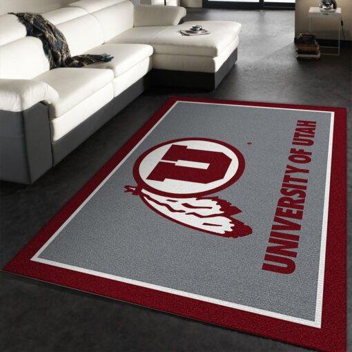 University Of Utah Rug