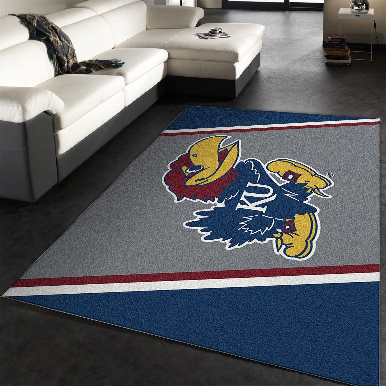Kansas Jayhawks Rug