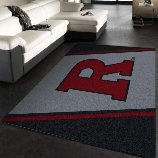 Logo Rutgers Rug
