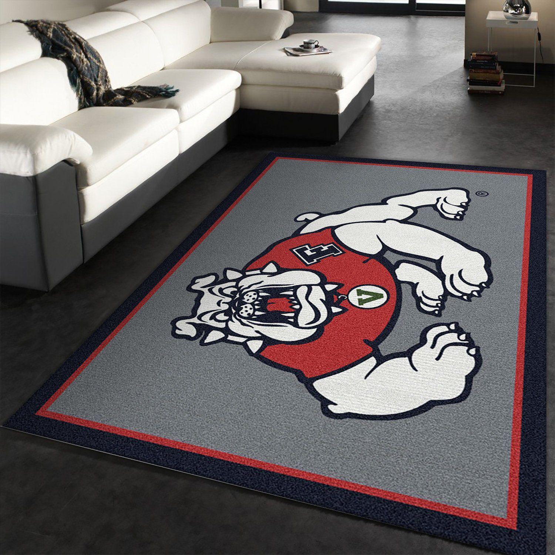Fresno State Bulldogs Rug