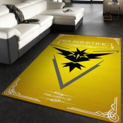 Instinct Pokemon Go Team Rug