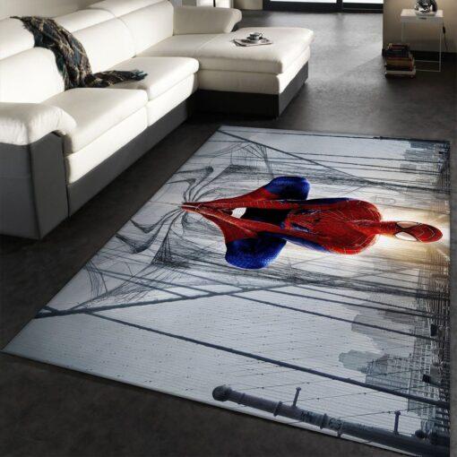 Superhero Spider Man Rug