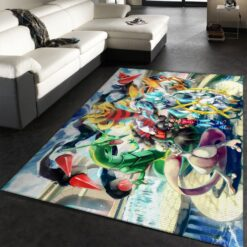 Team Pokemon Rug
