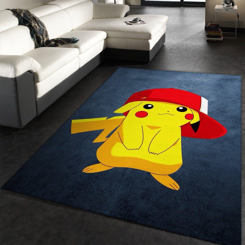 Pika Pika Pokemon Rug