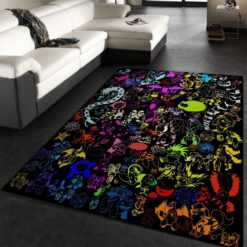 Pokemon Movie Rug