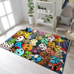 Pokemon Go Rug