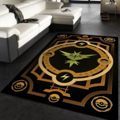 Pokemon Go Instinct Rug