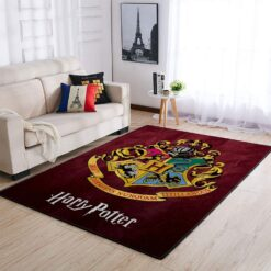 Logo Harry Potter Rug