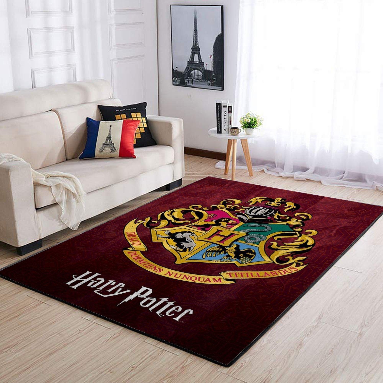 Logo Harry Potter Rug
