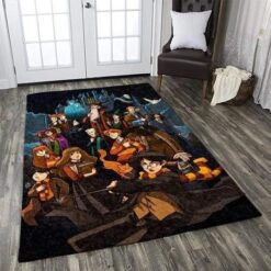 Harry Potter Cartoon Rug