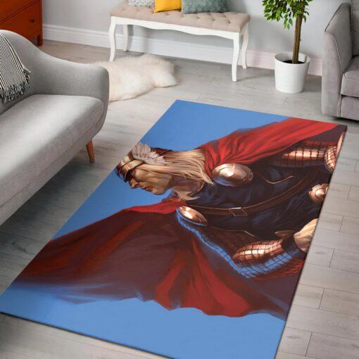 Thor Of Marvel Avengers Rug