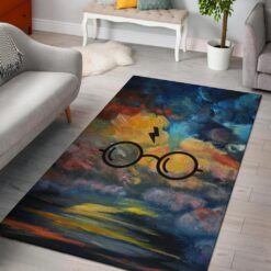 Harry Potter Colours Sky Rug