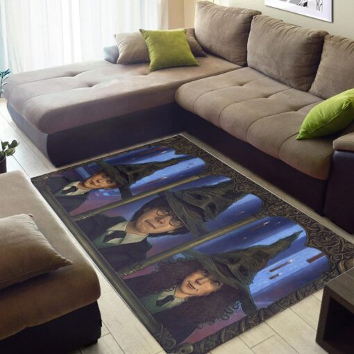 Harry Potter And The Philosophers Stone Rug