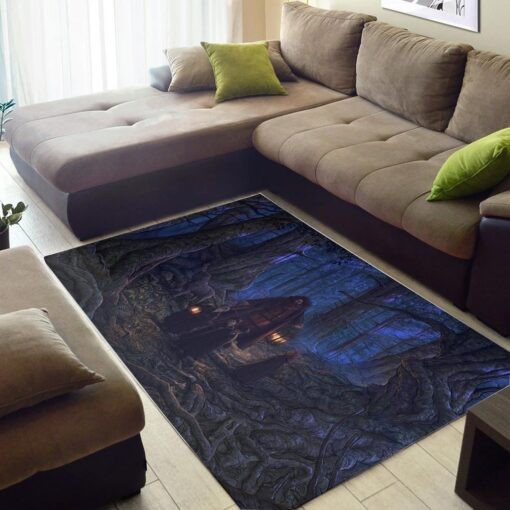 The Philosophers Stone Of Harry Potter Rug
