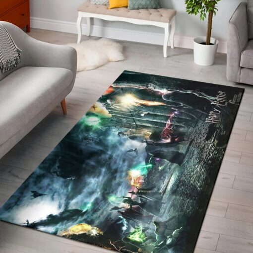 Harry Potter Adventure Witch Rug