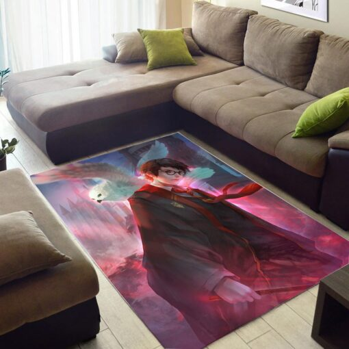 Harry Potter Painting Rug
