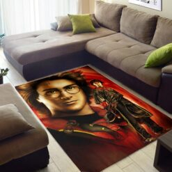Harry Potter Scar Rug