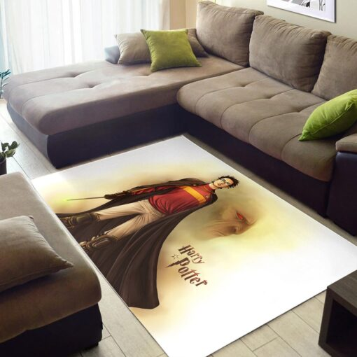Harry Potter Witch Rug